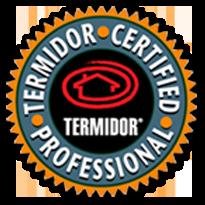 termidor certified termite pest control company